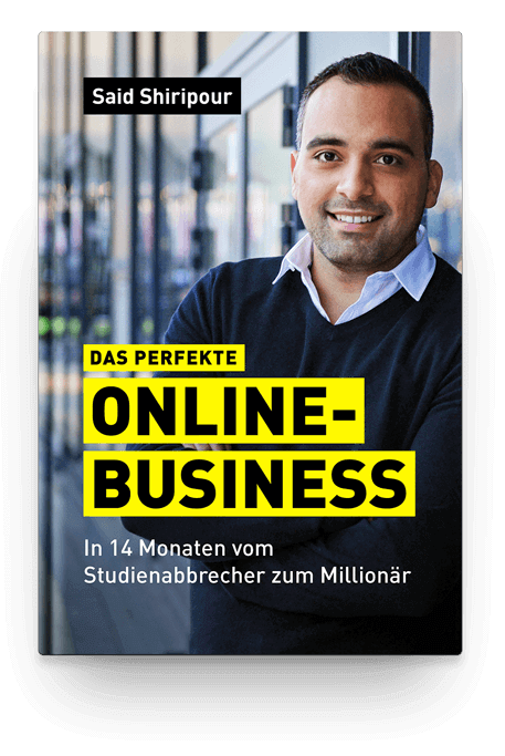 perfekte online business said shiripour